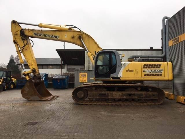 New Holland Kobelco E485 - 2005 - image 2