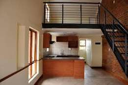 hilltop loft apartment 1bedroom lofts unit to let in midrand carlswald