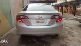 Super clean Toyota Camry 2013 model Lagos clearly full options