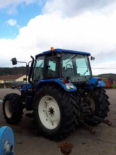 New Holland tl90 - 2001 - image 4