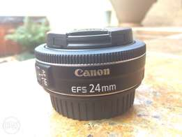Canon efs 24mm