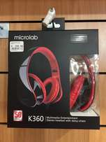 new microlab headset