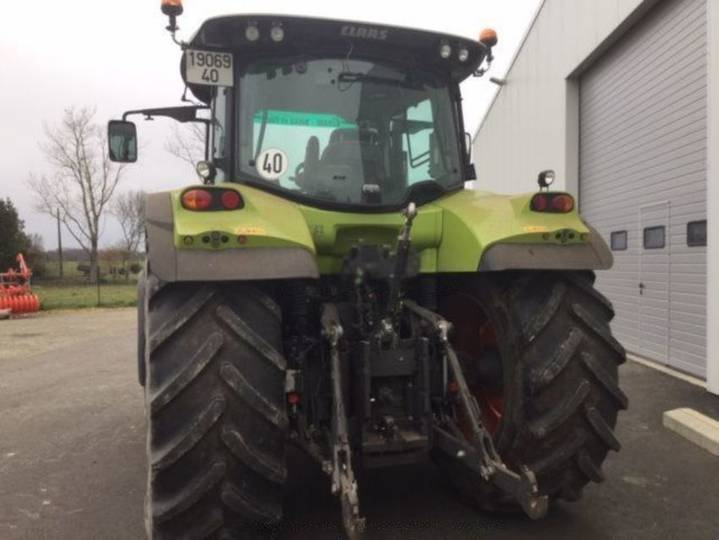 Claas arion 640 cis - 2014 - image 8