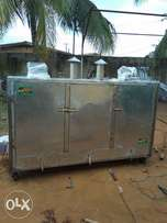 Fully galvanized Oven