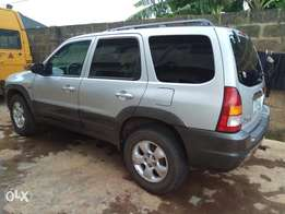 Mazda Tribute suv First body 699k