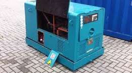 High quality brand new and used/refurbished diesel engine generators