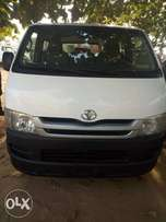Used Toyota hiace bus for sale