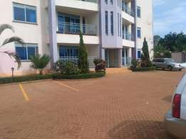 A three bedroom apartment for rent in kyanja