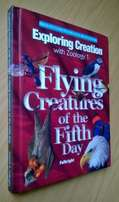 Flying Creatures of the fifth day.