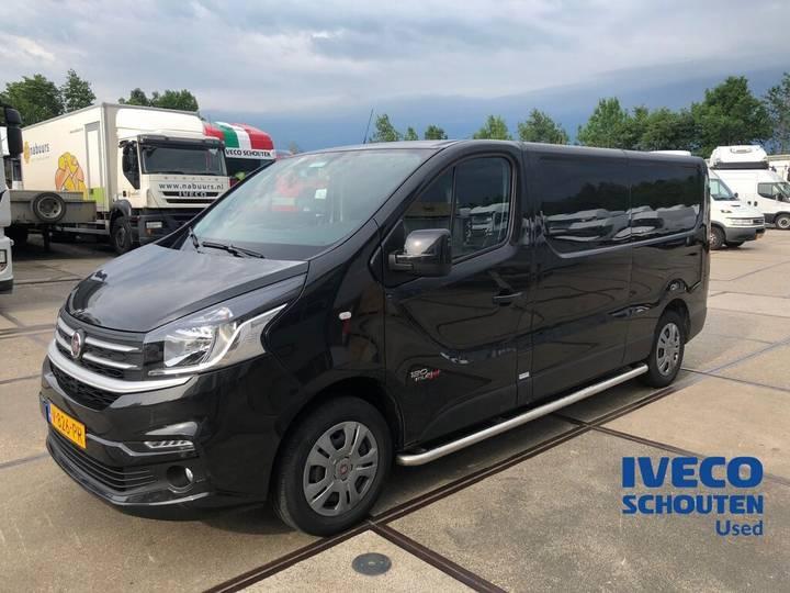 Fiat Talento 1.6 MJ L2H1 SX 2018 31.406 km Airco - 2018
