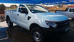 2015 Ford Ranger 2.2MP 88kw 4X4 S/C 5MT