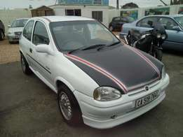 Opel Corsa Coupe Sport with Aircon