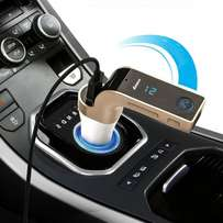 Wireless Hands Free Bluetooth car music player