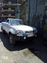 Nissan hardbody local