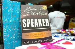 How to become a fearless speaker