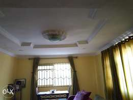 3bed Room bungalow sitting on full plot of land