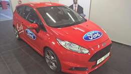 2016 Ford Fiesta ST with 18 000km
