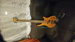 4string stagg bass to swap for 6string bass