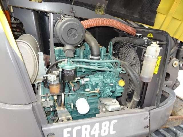 Volvo Ecr48c - 2011 - image 11