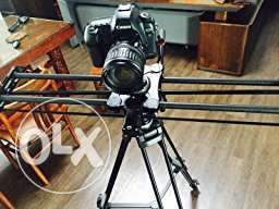 "Camera Slider 31"" DSLR Dolly Track for Hire PHOTOGRAPHY"
