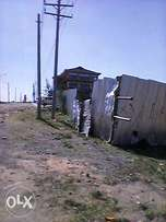 Utawala bypass front half acre, title. Next to Tripple Os Hotel. 18M.