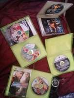 Xbox games for sale 600