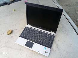 Clean London used hp elitebook with 4gb ram