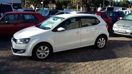 VW Polo 1.6 Comfortline 5 Door