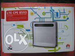 HUAWEI New Arrival Unlocked 4G LTE CPE Indoor router