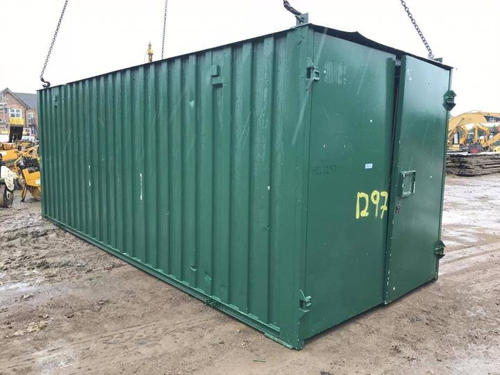 Drying Room / Storage Container 20 X 8