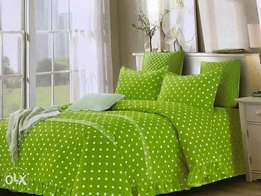 Cotton bedcover