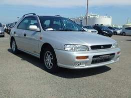 Subaru Impreza sport wagon model 2004 on sale
