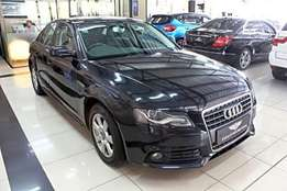 2010 Audi A4 1.8t Attraction in Black