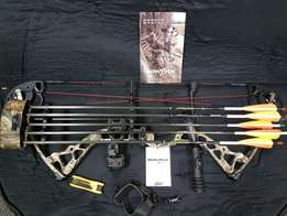 Bow Tech Fuel Left Hand Compound Bow