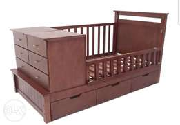 Kids beds in all size.