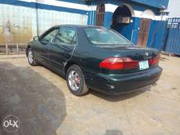 Very clean registered Honda accord baby boy for sale or swap wit nice