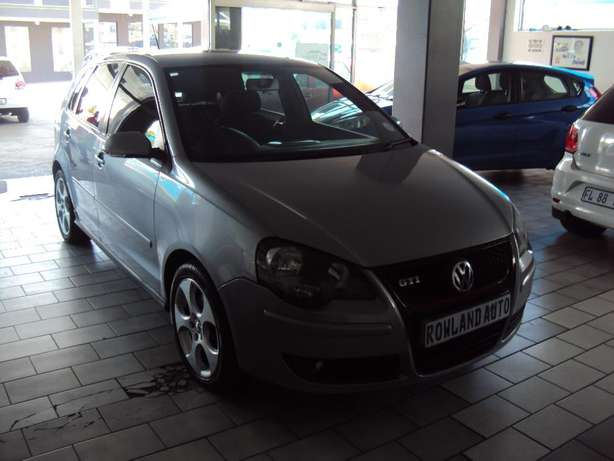2007 VW Polo 1.8 GTi For sell R100000 Bruma - image 2