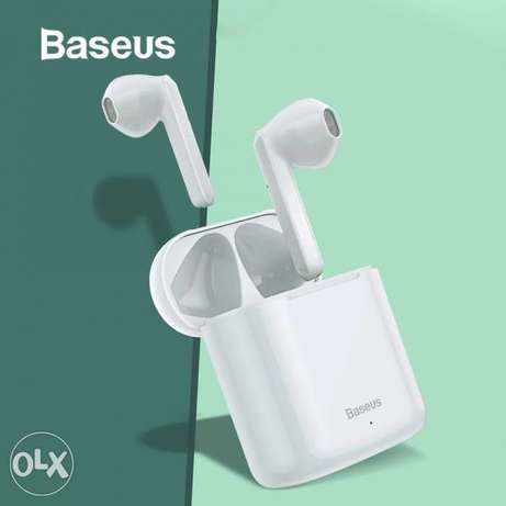 Baseus W09 TWS Bluetooth Earphone Wireless Handsfree Headphones Stereo