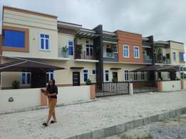 4 bedroom detached duplex for sale at chevron toll gate