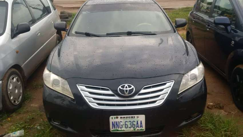 Nigeria Used Toyota Camry 2008 Model For