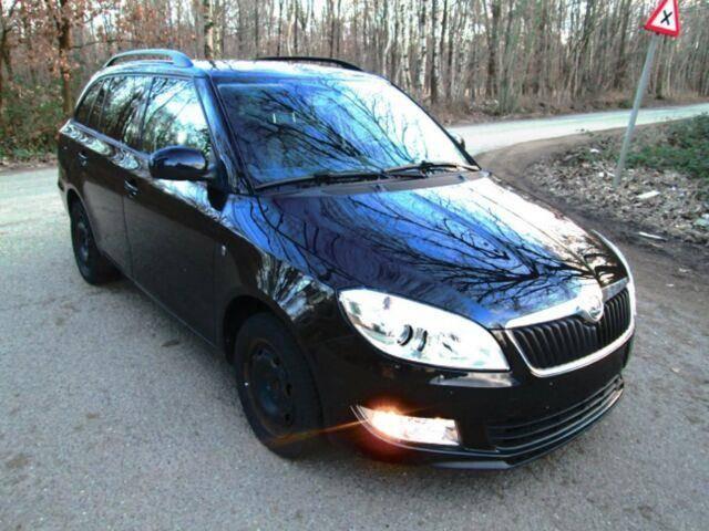 Škoda Fabia 1.2 TDI DPF Combi GreenLine - 2014