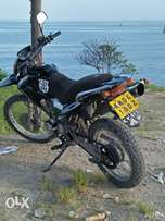 Warrior 200 cc