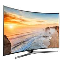 "UA65KU7350K: Samsung 65"" 4K UHD CURVED Digital smart LED Tv with HDR"