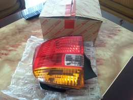 Toyota Celica tail lights