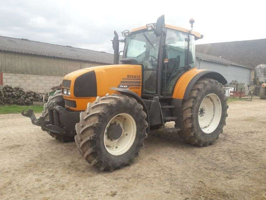 Renault Ares 640 Rz - 2000