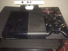 Xbox 360 E (250GB) with 4 Games FREE
