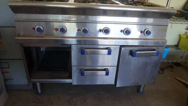 Industrial Gas Stove Pretoria East - image 3