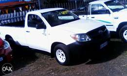 Toyota Hilux d4d long wheel base