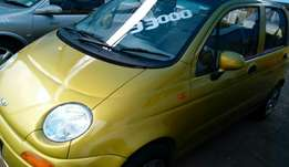 1999 Daewoo Matiz , Good condition, R31000.00