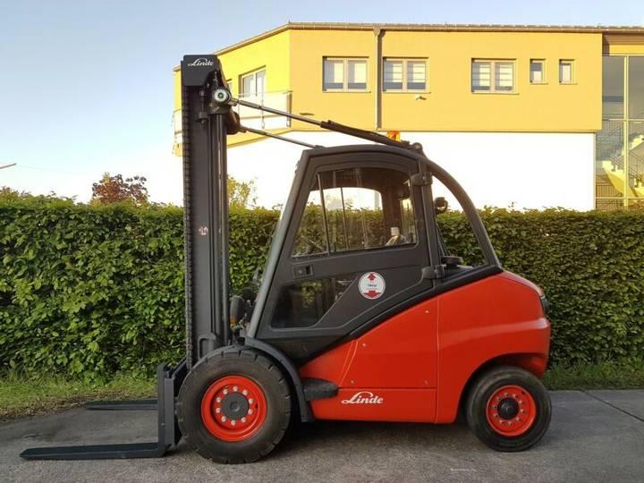 Linde H50D-394 , 4.Ventil - 2004